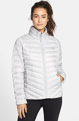 The North Face Women's 'Tonnerro' Down Jacket High Rise Grey