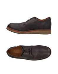 Fiorentini Baker Lace Up Shoes Lead