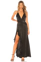Donna Mizani Madame Dress Black