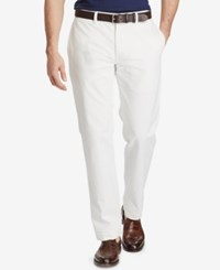 Polo Ralph Lauren Men's Classic Fit Chino Pants White