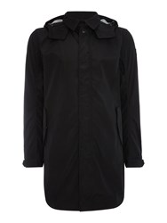 Duck And Cover Tactical Jacket Black