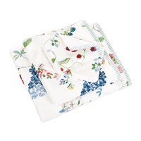 Pip Studio Hummingbirds Star White Towel Bath Towel