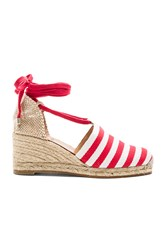 Castaner Campesina Wedge Red