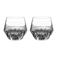 Waterford Terrier Tumbler Glasses Set Of 2