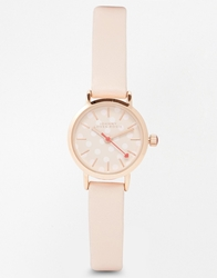 Johnny Loves Rosie Spot Face Watch Gold
