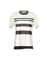 Imperial Star Imperial Topwear T Shirts Men Ivory
