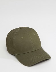 Selected Homme Jakob Cap Green
