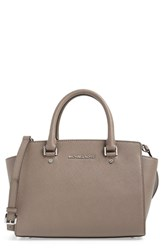 Michael Michael Kors 'Selma Medium' Zip Top Satchel