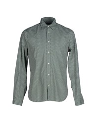 Meltin Pot Shirts Shirts Men Light Green