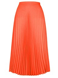 Hotsquash Skirt With Clevertech Orange