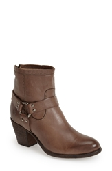 Frye 'Tabitha Harness' Short Boot Women Grey