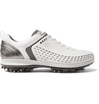 Ecco Golf Biom G2 Leather And Gore Tex Golf Shoes White