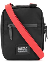 Makavelic Mini Cross Body Bag Black