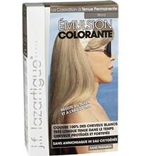 J.F.Lazartigue J F Lazartigue Colour Emulsion For Grey Hair In Blond 60Ml