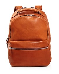 Shinola Runwell Backpack Bourbon