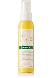 Klorane Sun Lightening Spray With Chamomile And Honey Colorless