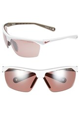 Men's Nike 'Tailwind 12' 70Mm Sunglasses White Anthracite