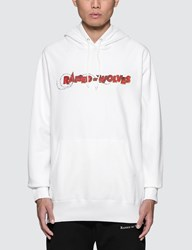 Raised By Wolves Barb Wire Hoodie