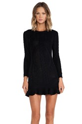 Unif Alleger Dress Black