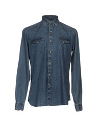 U.S. Polo Assn. U.S.Polo Denim Denim Shirts Blue