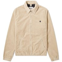 Carhartt Madison Cord Jacket Neutrals