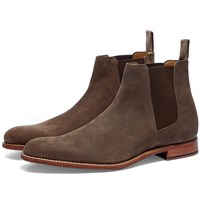 Grenson Declan Chelsea Boot Brown