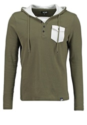 Your Turn Long Sleeved Top Olive