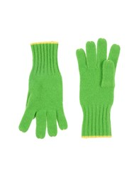 Ballantyne Gloves Acid Green