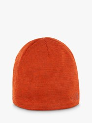 The North Face Jim Beanie Papaya Orange Picant
