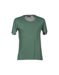 Fred Mello T Shirts Green