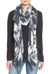 Lily And Lionel Women's Lily And Lionel 'Asha' Print Modal And Cashmere Scarf