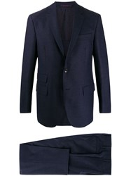 The Gigi Two Piece Formal Suit Blue