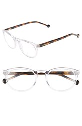 Women's Jonathan Adler '803' 51Mm Reading Glasses Crystal