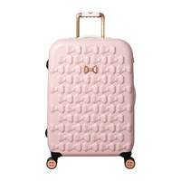 Ted Baker Moulded Beau Suitcase Pink