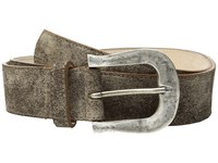 Leather Rock 1627 Taupe Women's Belts