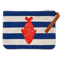 Atozgreek Summer Clutch The Fish