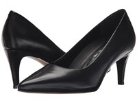 Walking Cradles Sophia Black Cashmere High Heels