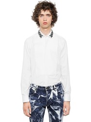 Lords And Fools Stretch Poplin Evening Shirt