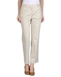 Irma Bignami Dress Pants Light Grey