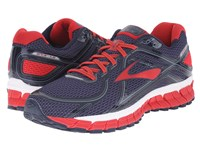 Brooks Adrenaline Gts 16 Peacoat High Risk Red China Blue Men's Running Shoes Navy