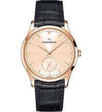 Jaeger Le Coultre Q1352520 Master Ultra Thin Rose Gold Watch