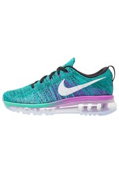 Nike Performance Flyknit Max Trainers Green
