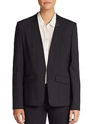 Hugo Boss Jonida Stretch Wool Jacket Black