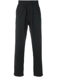 Soulland Pino Straight Leg Trousers Acrylic Polyester Wool Other Fibers S Grey