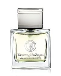 Zegna Acqua Di Bergamotto Eau De Toilette 1.7 Oz. No Color