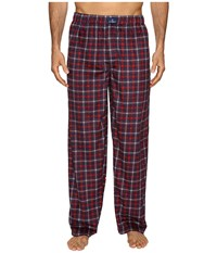 Jockey Matt Silky Fleece Pants Navy Men's Pajama