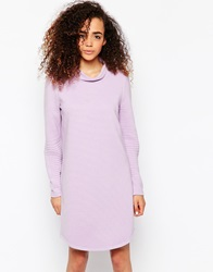 Vero Moda High Neck Long Sleeve Bodycon Dress Orchidbloom