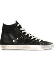 Golden Goose Deluxe Brand 'Francy' Hi Top Sneakers Black