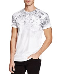Sovereign Code Horizon Floral Short Sleeve Tee White
