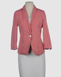 Sucre Suits And Jackets Blazers Women Blue